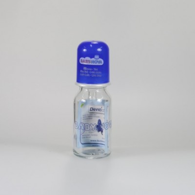 Staklena flasica 125 ml